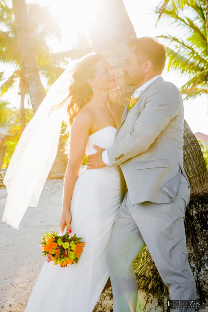Coco Beach Belize Resort - Intimate Beach Wedding (26)
