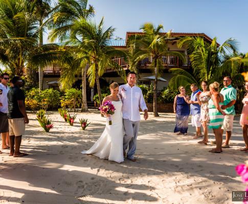 Placencia Beach Wedding | Chabil Mar Resort