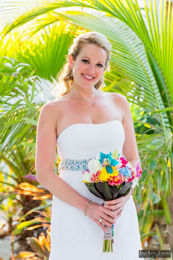 Kevin & Mandy - Blue Dolphin Vacation House Wedding - Ambergris Caye, Belize (38)