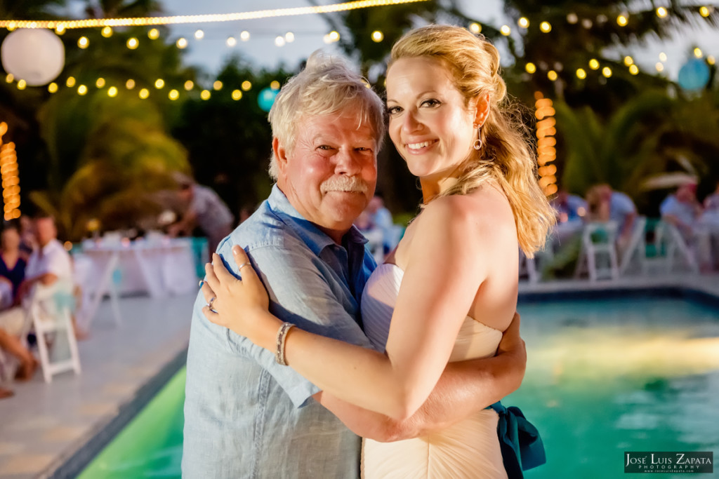 Kevin & Mandy - Blue Dolphin Vacation House Wedding - Ambergris Caye, Belize (24)