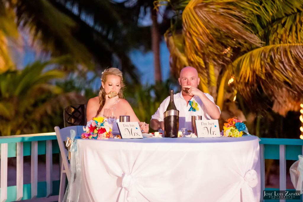 Kevin & Mandy - Blue Dolphin Vacation House Wedding - Ambergris Caye, Belize (23)