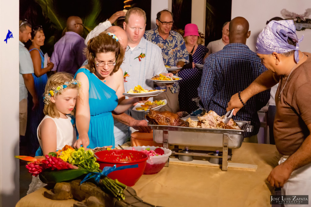 Kevin & Mandy - Blue Dolphin Vacation House Wedding - Ambergris Caye, Belize (21)