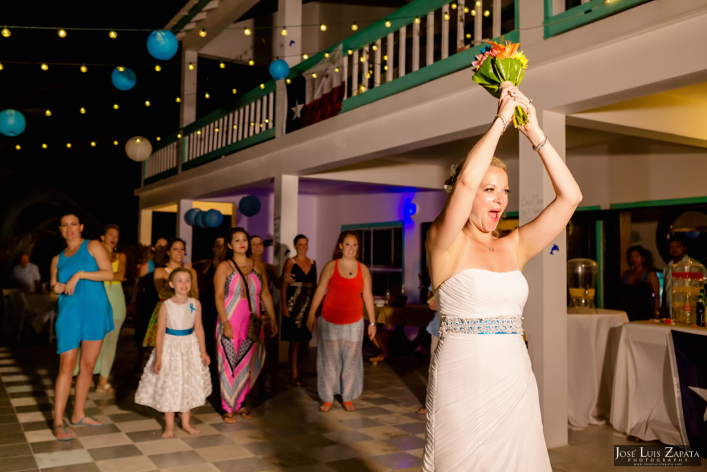 Kevin & Mandy - Blue Dolphin Vacation House Wedding - Ambergris Caye, Belize (10)