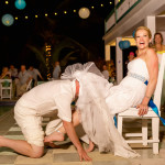 Kevin & Mandy - Blue Dolphin Vacation House Wedding - Ambergris Caye, Belize (8)