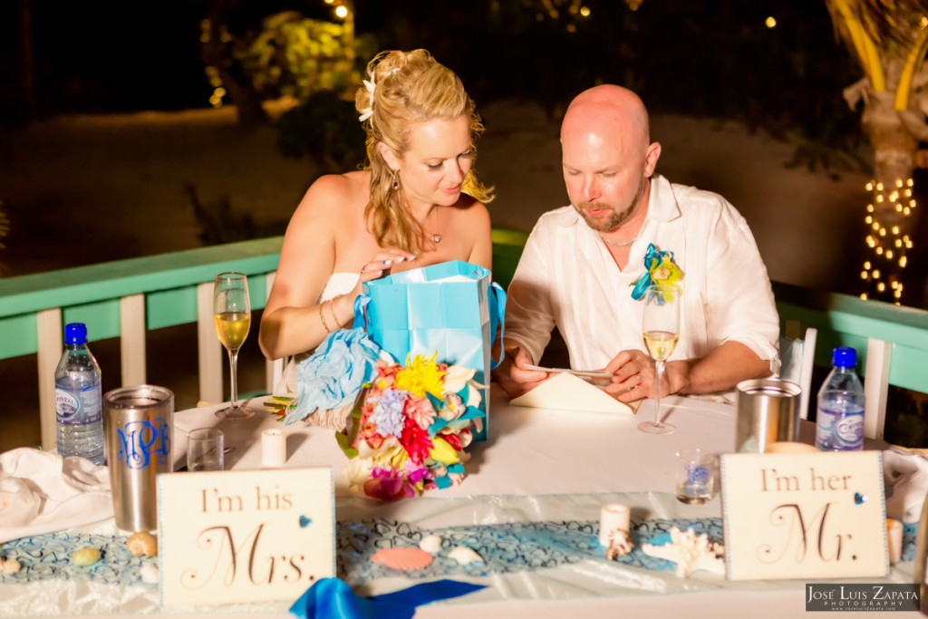 Kevin & Mandy - Blue Dolphin Vacation House Wedding - Ambergris Caye, Belize (5)