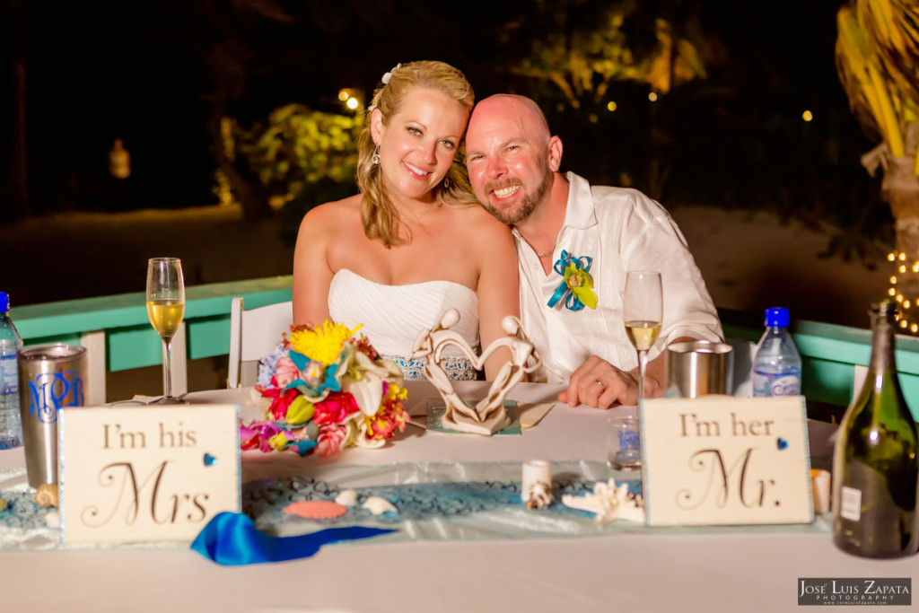 Kevin & Mandy - Blue Dolphin Vacation House Wedding - Ambergris Caye, Belize (3)