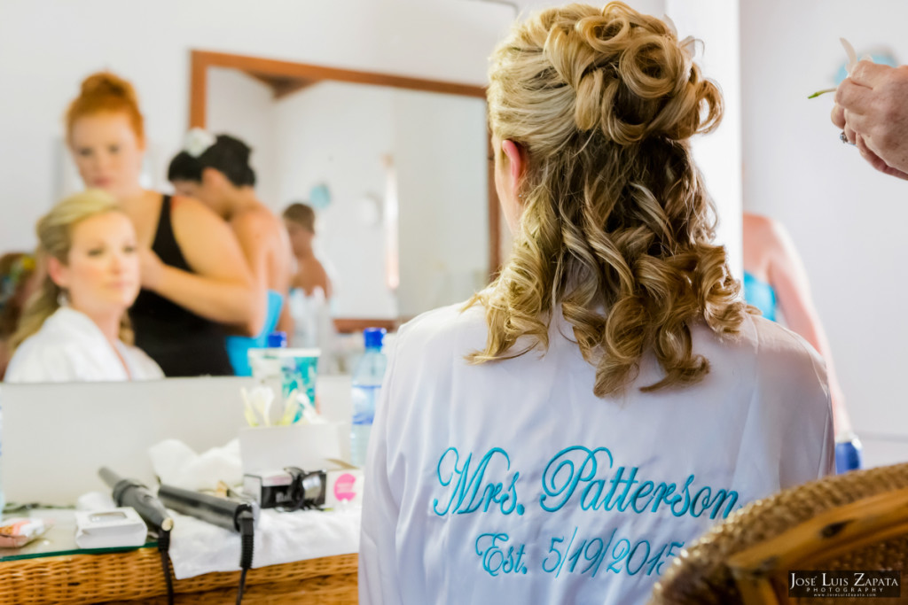 Kevin & Mandy - Blue Dolphin Vacation House Wedding - Ambergris Caye, Belize (95)