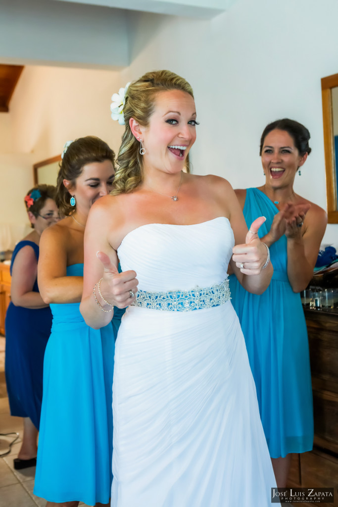 Kevin & Mandy - Blue Dolphin Vacation House Wedding - Ambergris Caye, Belize (91)