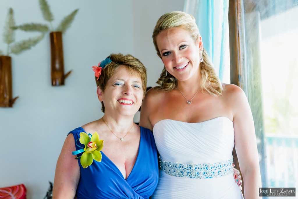 Kevin & Mandy - Blue Dolphin Vacation House Wedding - Ambergris Caye, Belize (88)