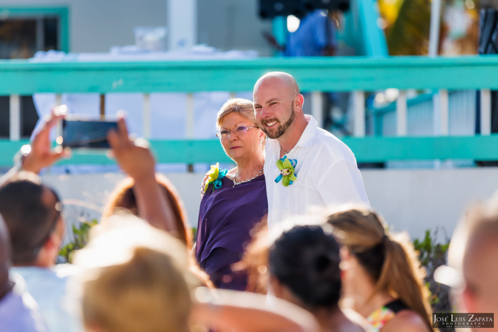 Kevin & Mandy - Blue Dolphin Vacation House Wedding - Ambergris Caye, Belize (85)