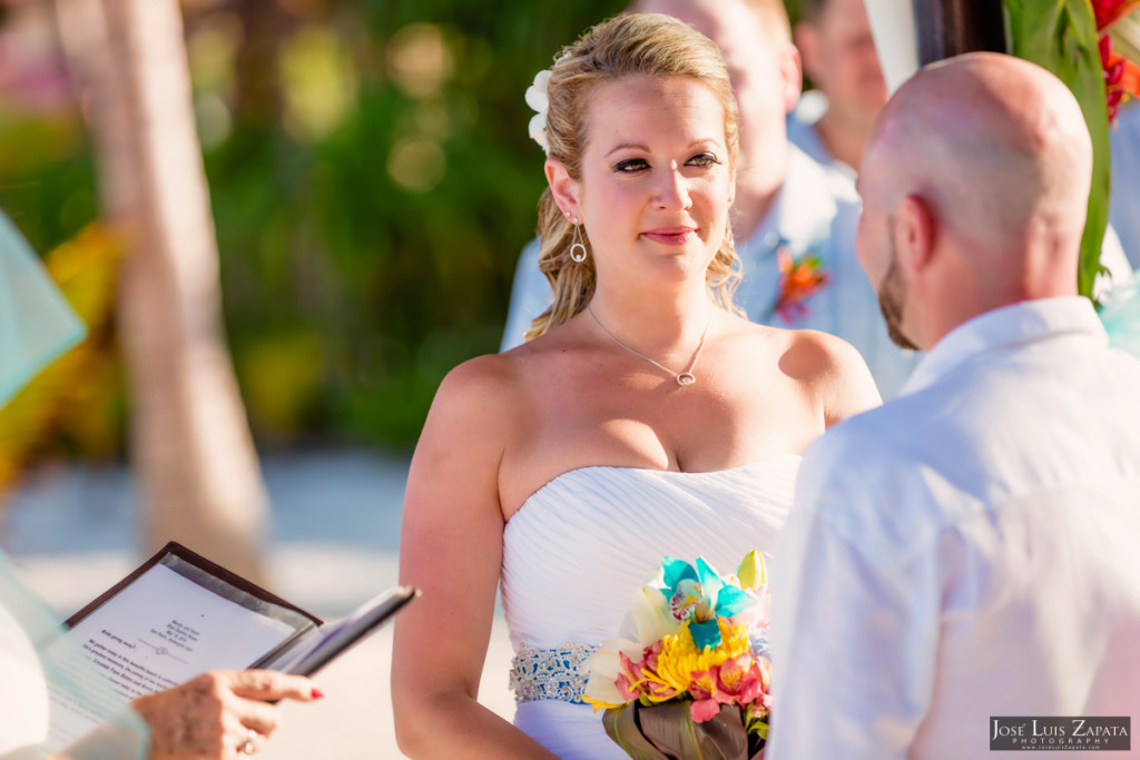 Kevin & Mandy - Blue Dolphin Vacation House Wedding - Ambergris Caye, Belize (80)