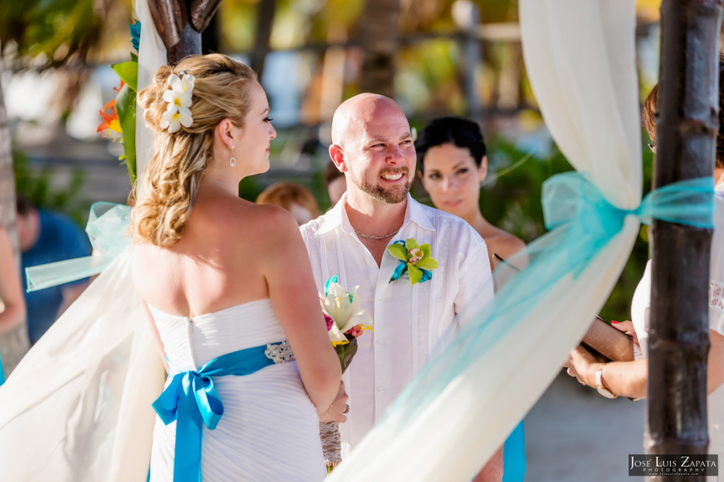 Kevin & Mandy - Blue Dolphin Vacation House Wedding - Ambergris Caye, Belize (78)