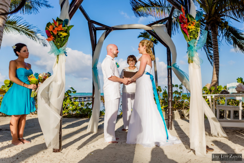 Kevin & Mandy - Blue Dolphin Vacation House Wedding - Ambergris Caye, Belize (77)