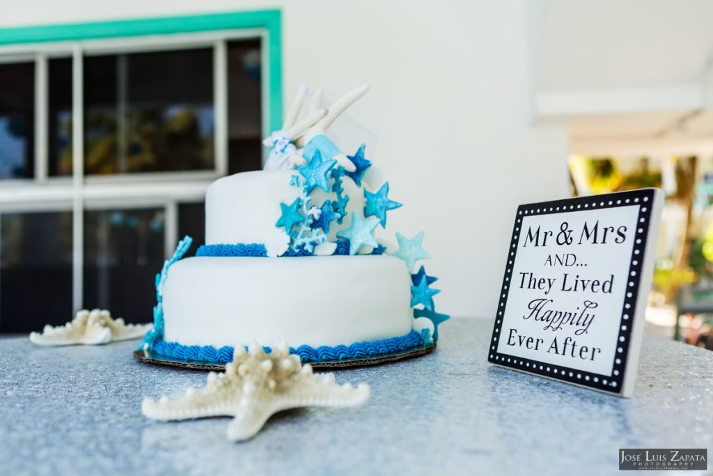 Kevin & Mandy - Blue Dolphin Vacation House Wedding - Ambergris Caye, Belize (102)
