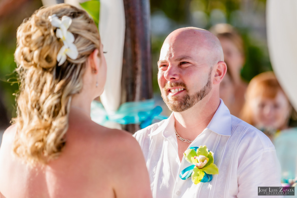 Kevin & Mandy - Blue Dolphin Vacation House Wedding - Ambergris Caye, Belize (74)