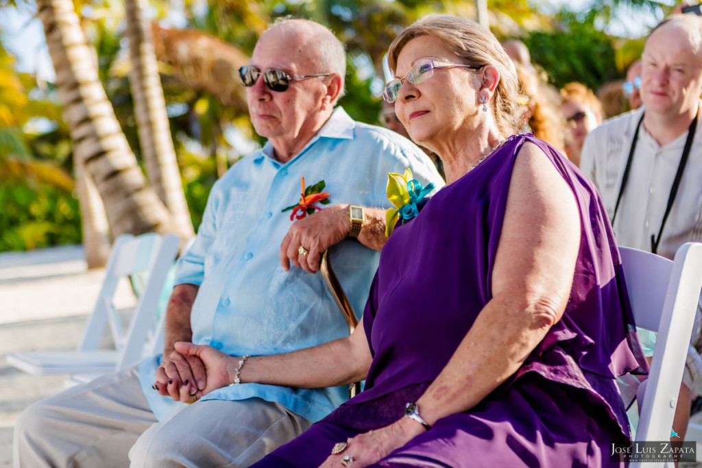 Kevin & Mandy - Blue Dolphin Vacation House Wedding - Ambergris Caye, Belize (73)