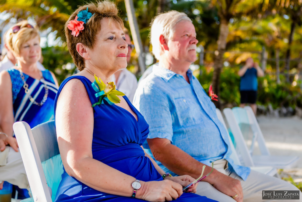 Kevin & Mandy - Blue Dolphin Vacation House Wedding - Ambergris Caye, Belize (72)