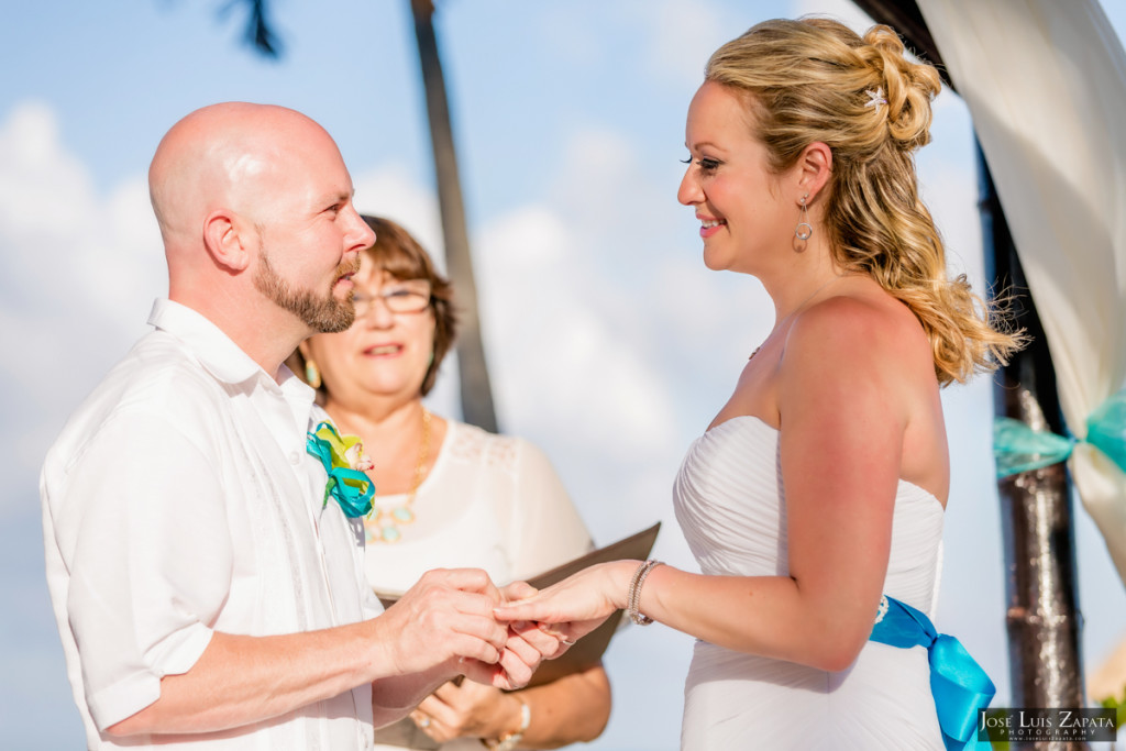 Kevin & Mandy - Blue Dolphin Vacation House Wedding - Ambergris Caye, Belize (71)