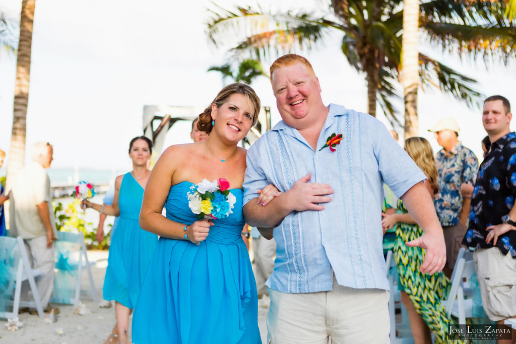 Kevin & Mandy - Blue Dolphin Vacation House Wedding - Ambergris Caye, Belize (60)