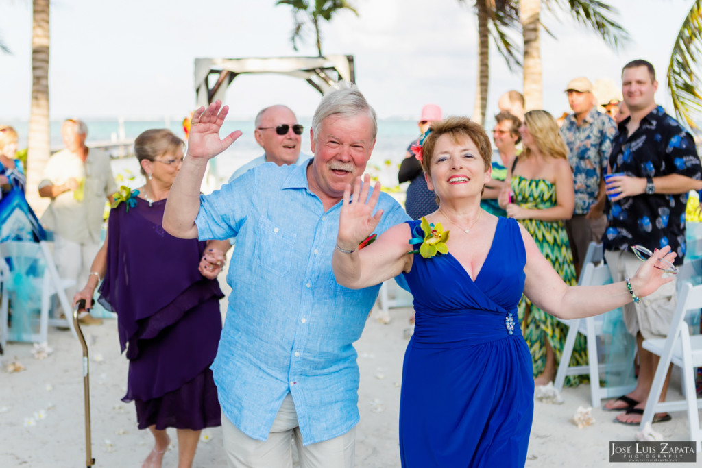 Kevin & Mandy - Blue Dolphin Vacation House Wedding - Ambergris Caye, Belize (58)