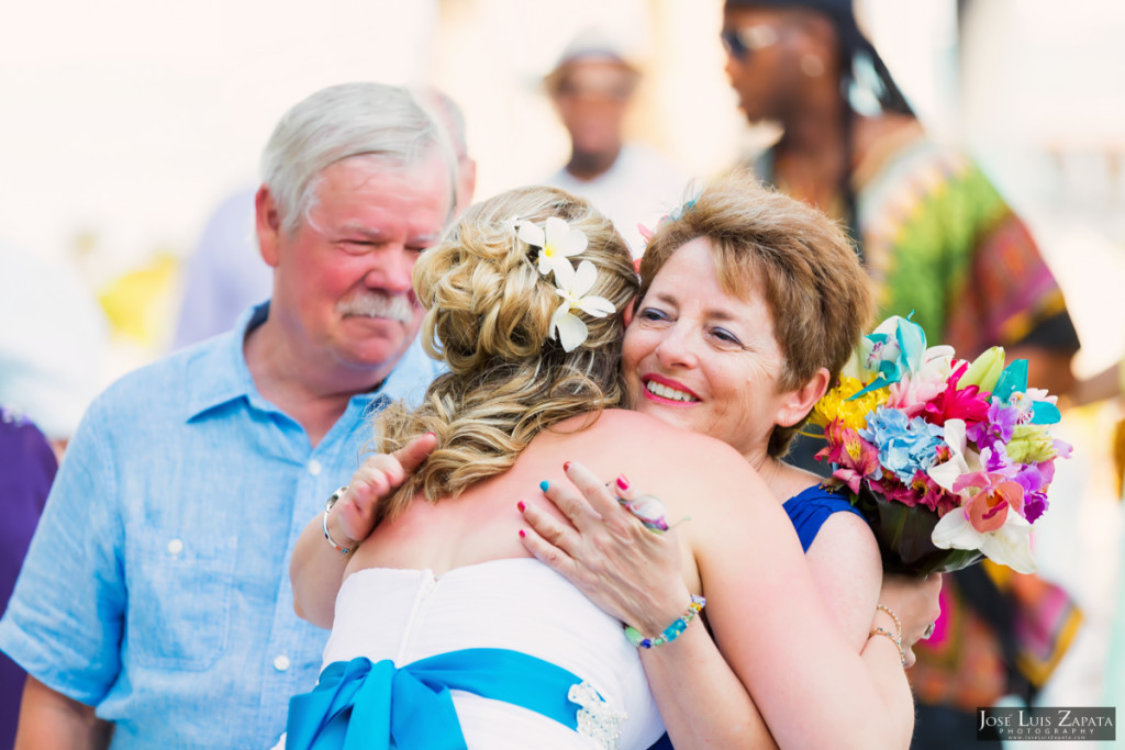 Kevin & Mandy - Blue Dolphin Vacation House Wedding - Ambergris Caye, Belize (56)