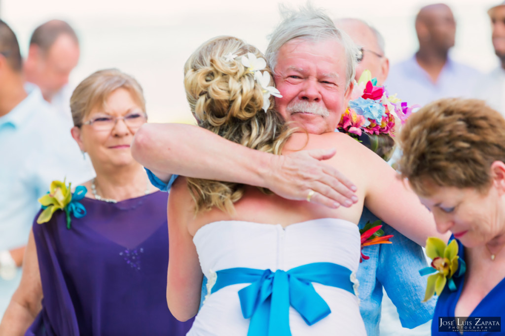 Kevin & Mandy - Blue Dolphin Vacation House Wedding - Ambergris Caye, Belize (55)