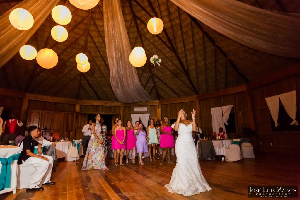Oscar & Sherlyn Coco Beach Belize Wedding and Next Day Photos (22)