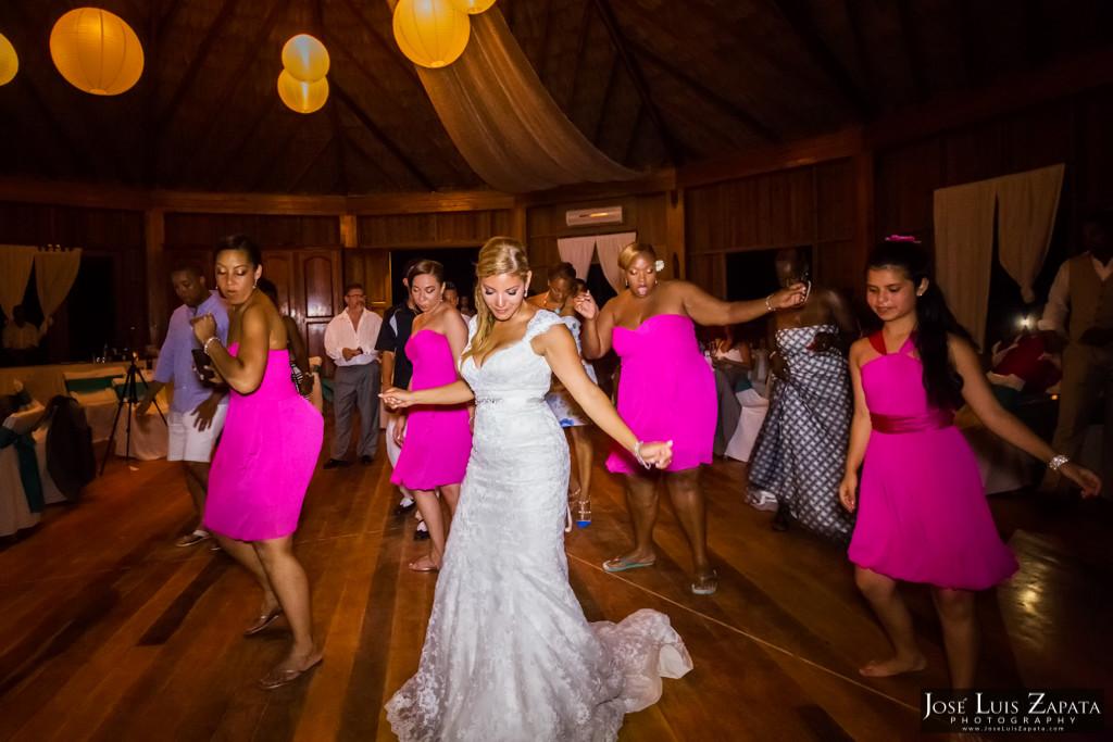 Oscar & Sherlyn Coco Beach Belize Wedding and Next Day Photos (21)