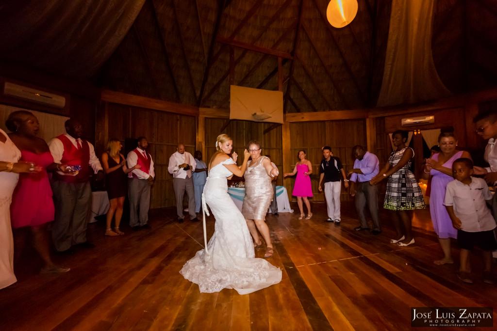 Oscar & Sherlyn Coco Beach Belize Wedding and Next Day Photos (20)