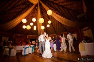 Oscar & Sherlyn Coco Beach Belize Wedding and Next Day Photos (19)