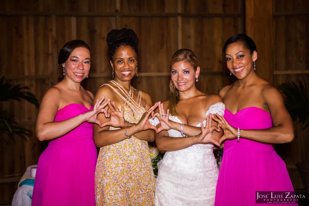 Oscar & Sherlyn Coco Beach Belize Wedding and Next Day Photos (18)