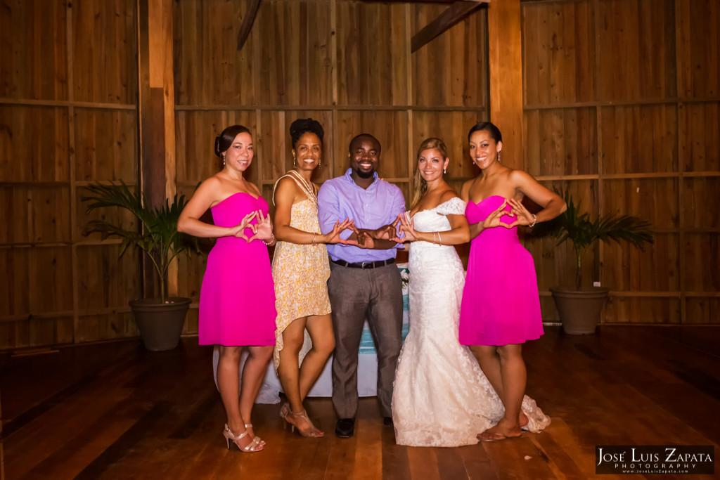 Oscar & Sherlyn Coco Beach Belize Wedding and Next Day Photos (17)