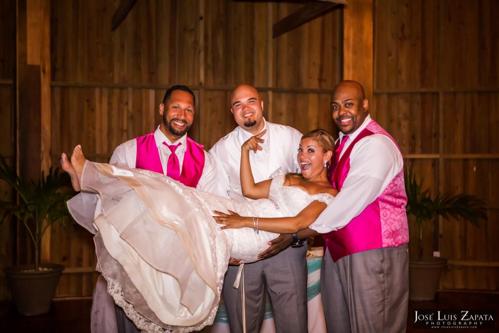 Oscar & Sherlyn Coco Beach Belize Wedding and Next Day Photos (15)