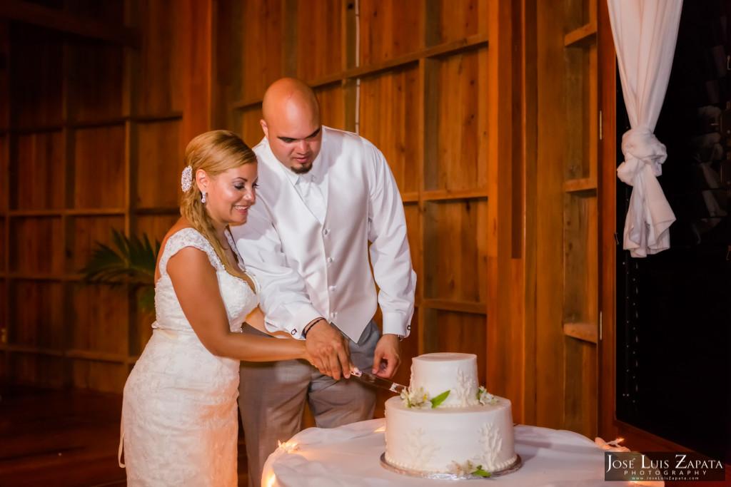Oscar & Sherlyn Coco Beach Belize Wedding and Next Day Photos (13)