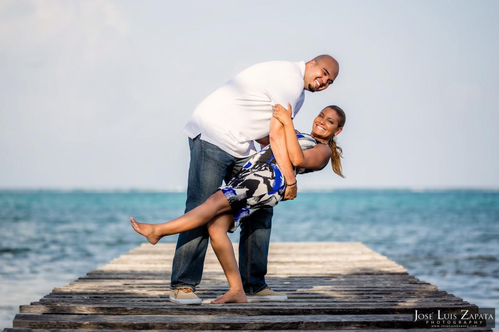 Oscar & Sherlyn Coco Beach Belize Wedding and Next Day Photos (7)
