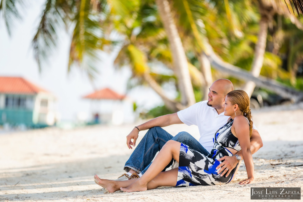 Oscar & Sherlyn Coco Beach Belize Wedding and Next Day Photos (6)