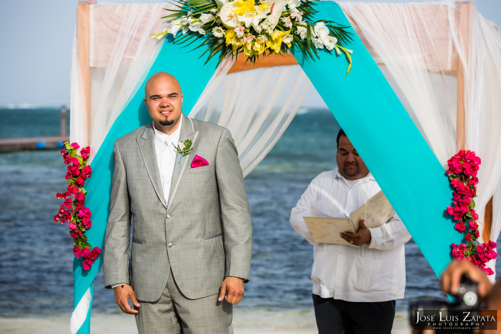 Oscar & Sherlyn Coco Beach Belize Wedding and Next Day Photos (66)