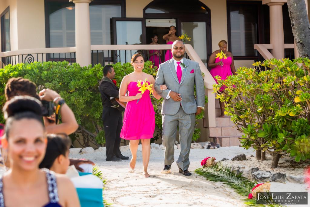 Oscar & Sherlyn Coco Beach Belize Wedding and Next Day Photos (64)