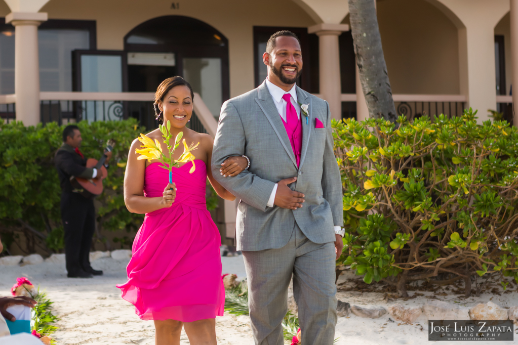Oscar & Sherlyn Coco Beach Belize Wedding and Next Day Photos (62)