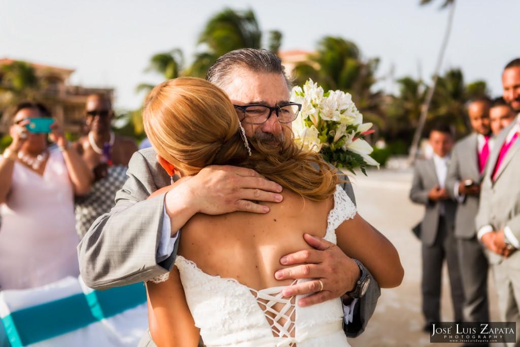 Oscar & Sherlyn Coco Beach Belize Wedding and Next Day Photos (58)