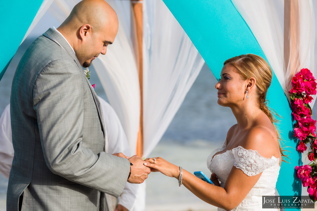 Oscar & Sherlyn Coco Beach Belize Wedding and Next Day Photos (56)
