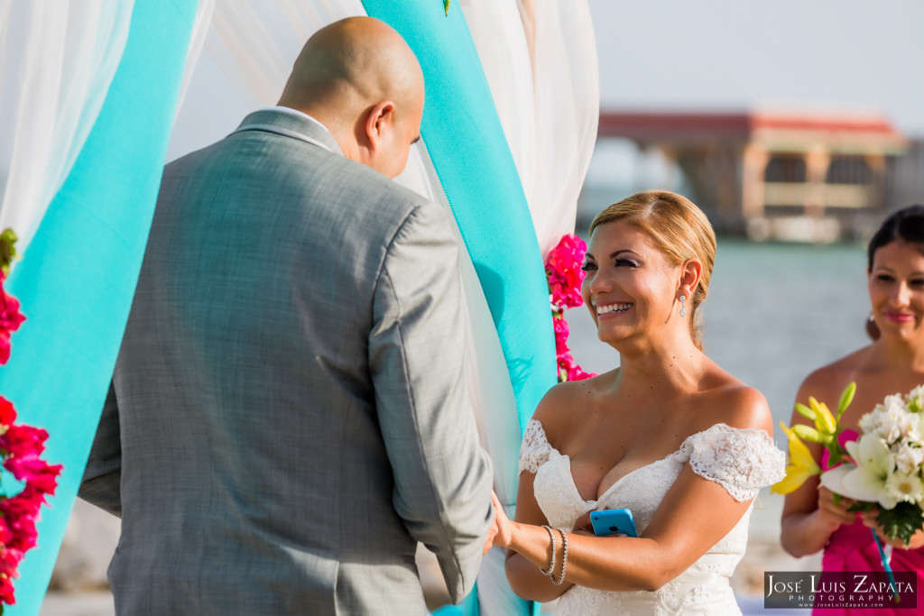 Oscar & Sherlyn Coco Beach Belize Wedding and Next Day Photos (55)