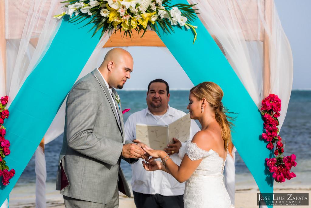 Oscar & Sherlyn Coco Beach Belize Wedding and Next Day Photos (54)