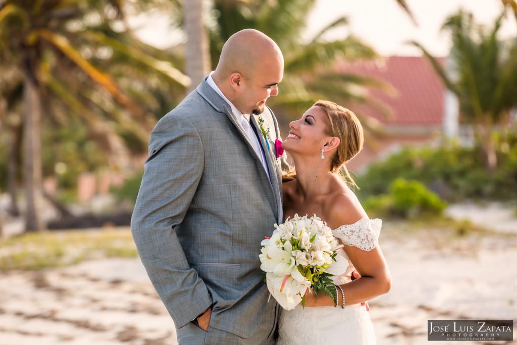 Oscar & Sherlyn Coco Beach Belize Wedding and Next Day Photos (46)