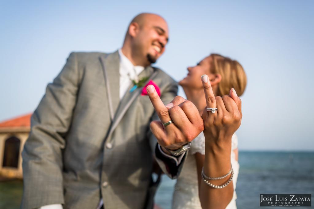 Oscar & Sherlyn Coco Beach Belize Wedding and Next Day Photos (42)
