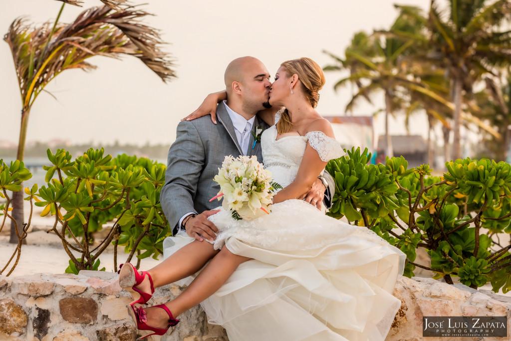 Oscar & Sherlyn Coco Beach Belize Wedding and Next Day Photos (41)