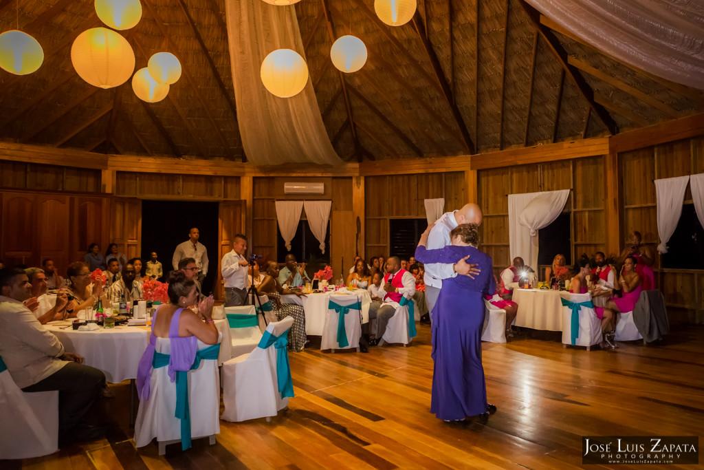 Oscar & Sherlyn Coco Beach Belize Wedding and Next Day Photos (29)