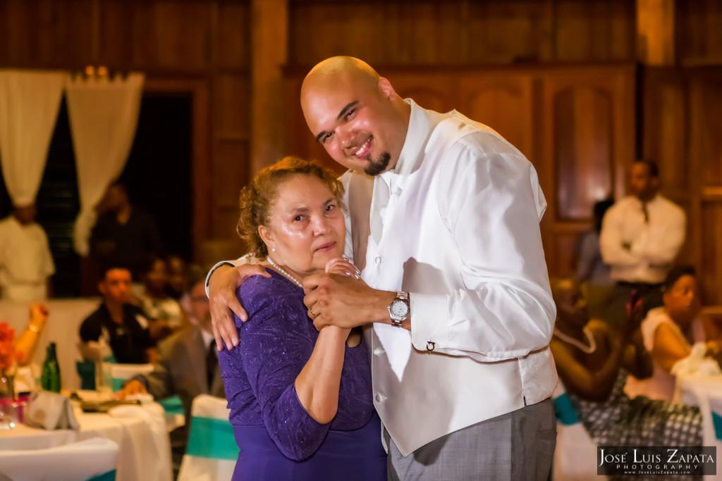 Oscar & Sherlyn Coco Beach Belize Wedding and Next Day Photos (28)