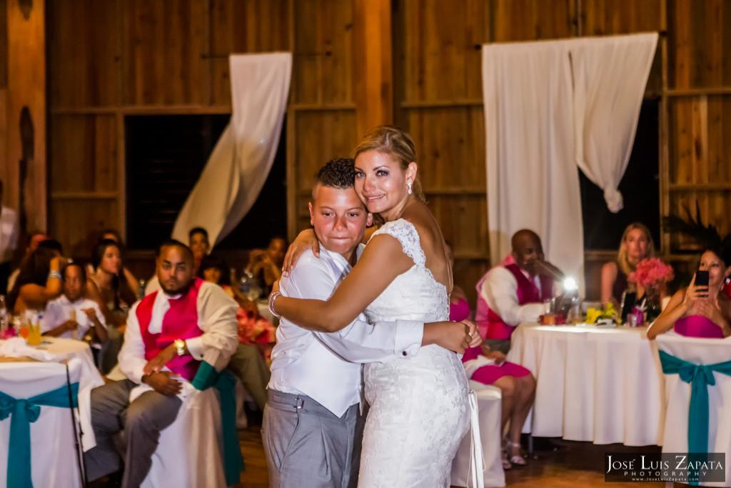 Oscar & Sherlyn Coco Beach Belize Wedding and Next Day Photos (27)
