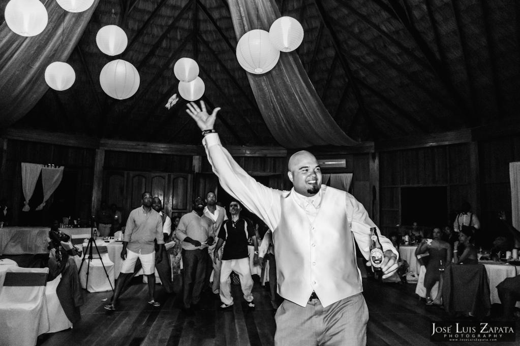Oscar & Sherlyn Coco Beach Belize Wedding and Next Day Photos (23)